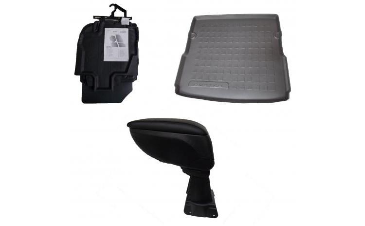 Pachet accesorii confort Dacia Duster