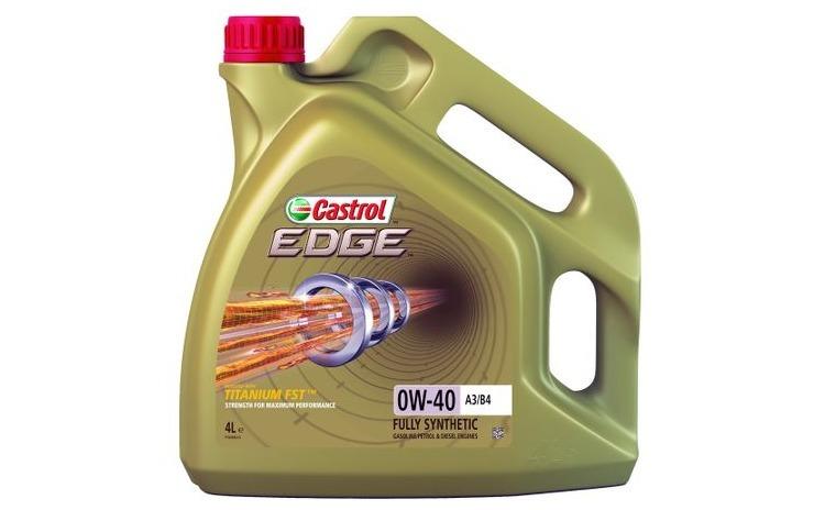 Castrol EDGE Titanium 0W40 4L
