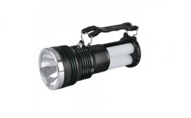 Lanterna solara reincarcabila cu LED