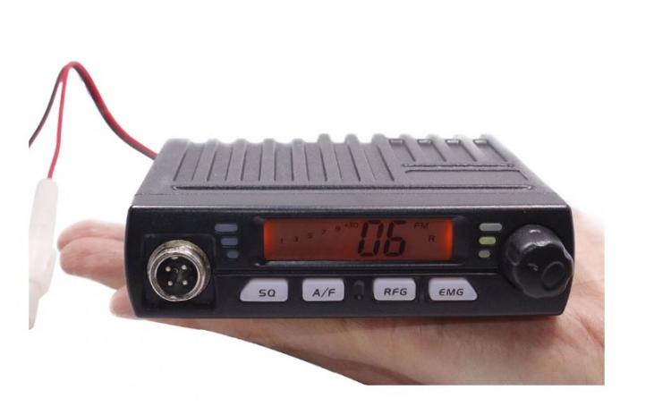 Statie CB - Statie radio CB MINI 20 Km Raza