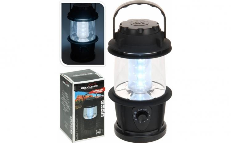 Imagine indisponibila pentru Felinar pentru camping cu 16 LED