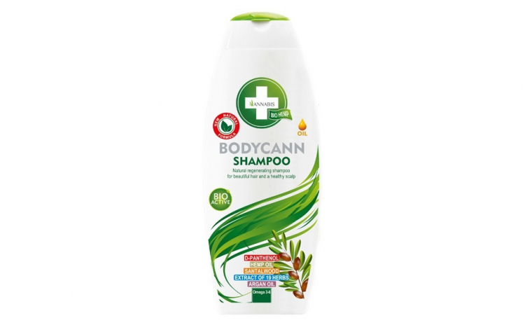 Sampon natural Bodycann
