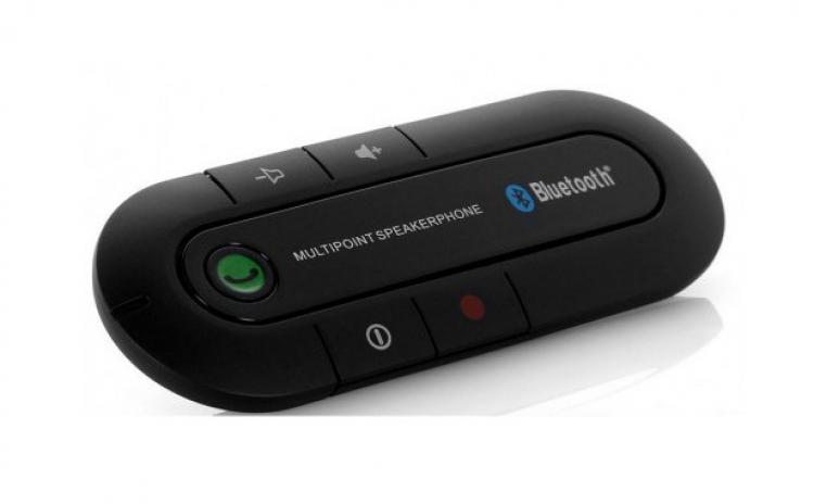 Bluetooth handsfree masina