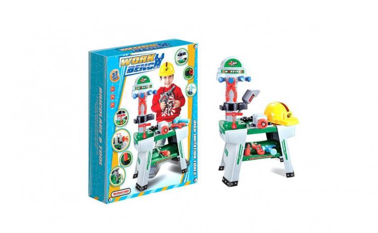 Banc de unelte copii + accesorii