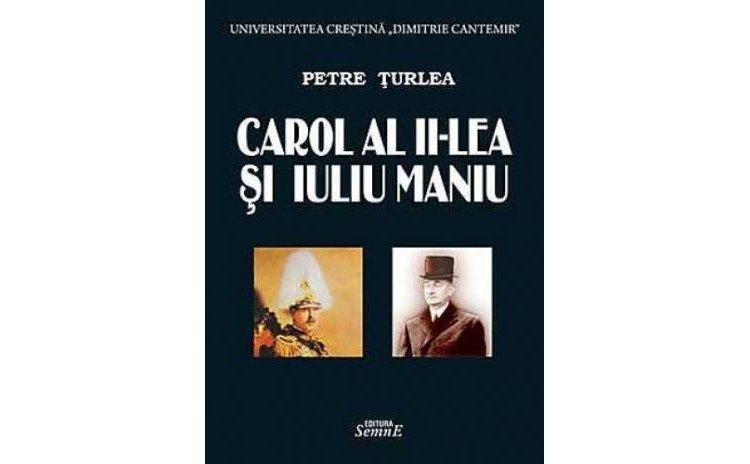 Carol al II-lea si Iuliu Maniu, autor