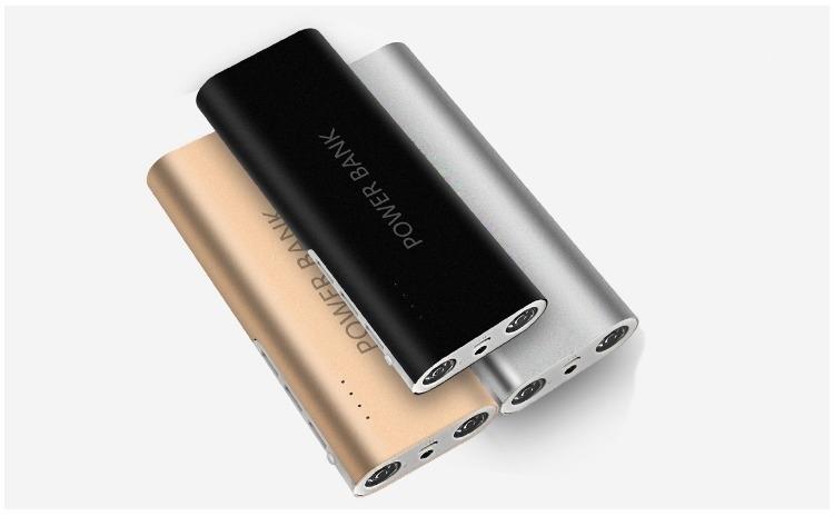 Baterie Externa Power 20000 mah baterie urgenta cu 3 USB pentru telefoane, tablete, camere foto/video C24. Vezi video!