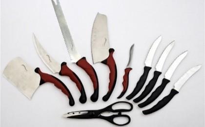 Набор кухонных ножей Контр Про (Contour Pro Knives) .