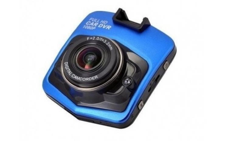 Martorul tau in trafic de zi cu zi! Mini Camera Auto DVR Black Box 1080p 12MPx Black, la doar 119 RON in loc de 250 RON
