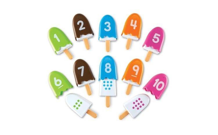 Inghetata cu cifre   Numberpops   Set