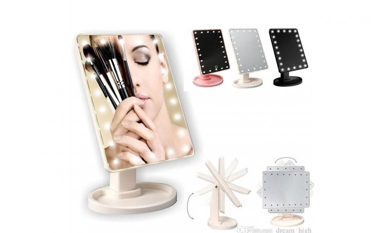 Oglinda cu LED