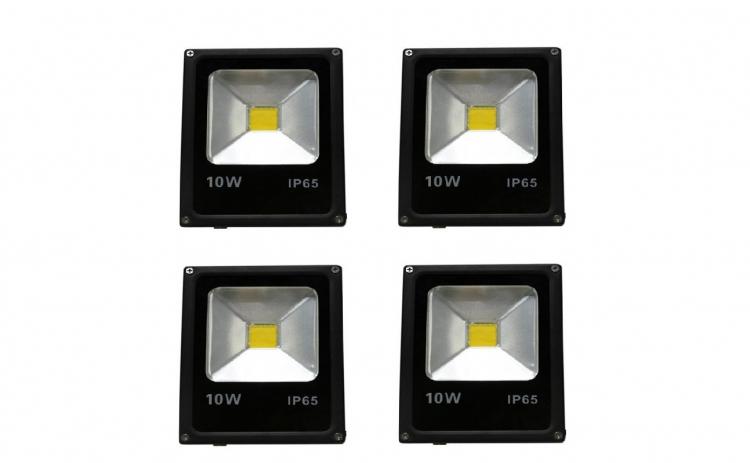 Pachet 4 proiectoare LED