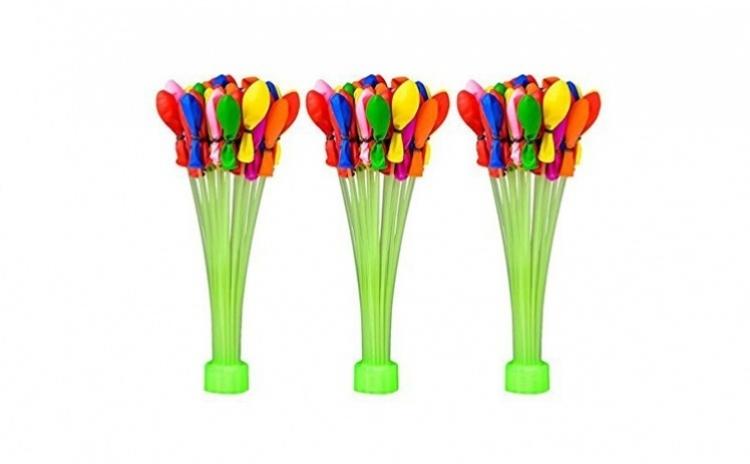 Imagine indisponibila pentru Set 111 baloane cu apa