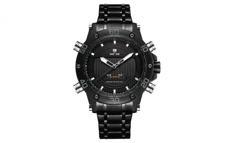 Ceas Weide WH6910B-1C negru