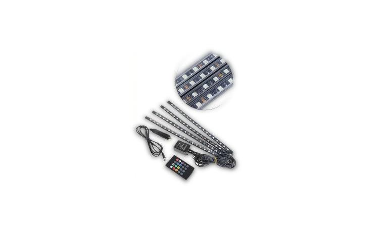 KIT Lumini Ambientale AUTO, RGB LED