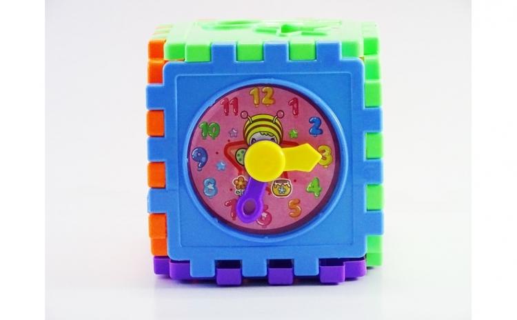 Imagine indisponibila pentru Cub interactiv cu activitati, 18 luni+