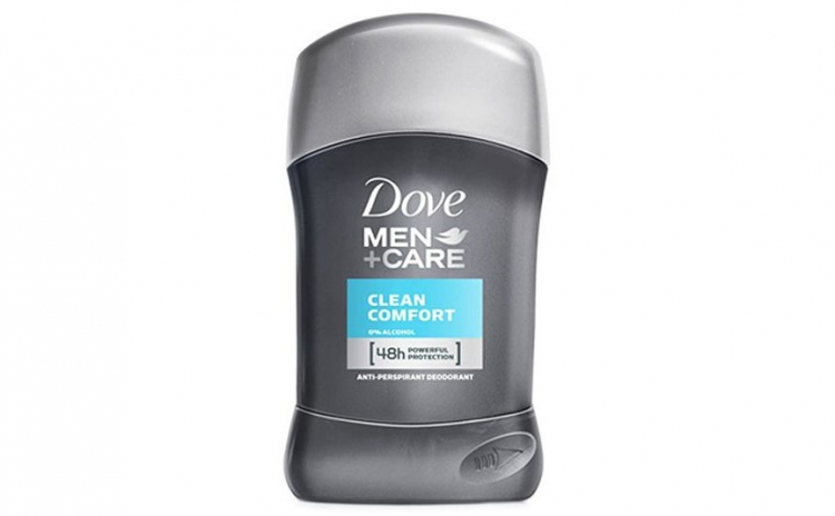 Deodorant Dove Clean Comfort
