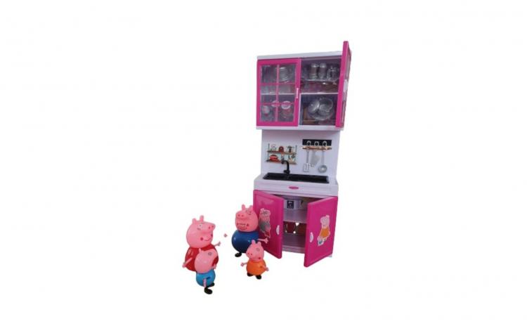 Set mini-bucatarie Peppa Pig