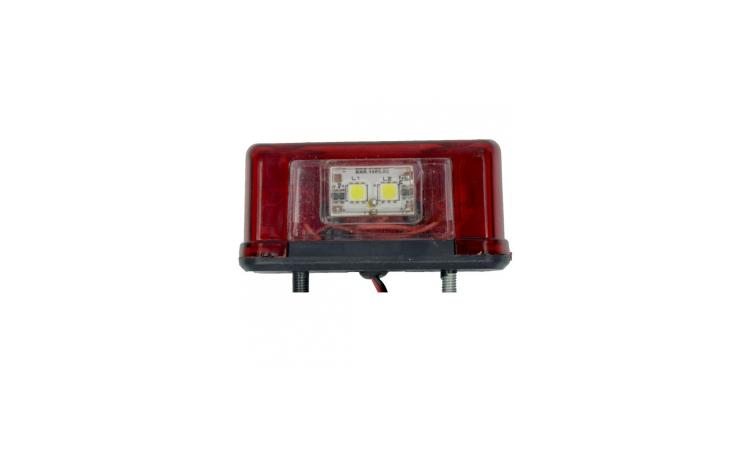 Lampa numar cu LED 12V