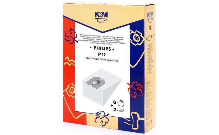 Sac aspirator Philips Oslo, Vision,