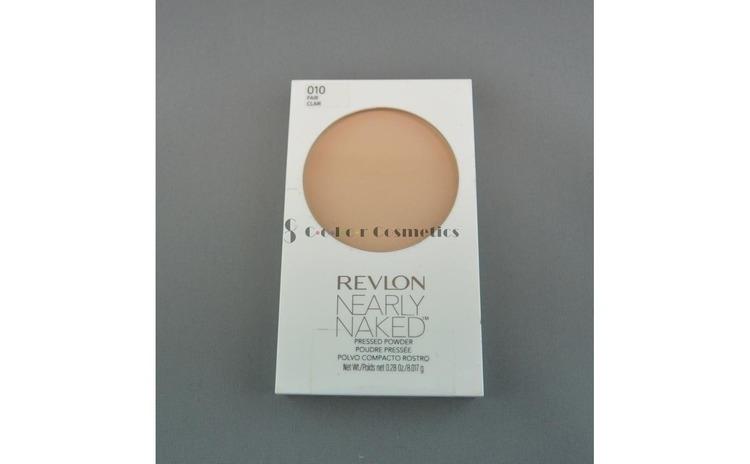 Pudra compacta Revlon Nearly Naked
