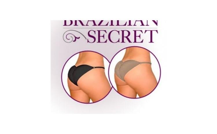 Lenjerie intima cu efect push-up pentru posterior Brazilian Secret, la numai 25 RON in loc de 47 RON