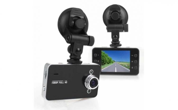 Imagine indisponibila pentru Camera video auto DVR Full HD, 1080p