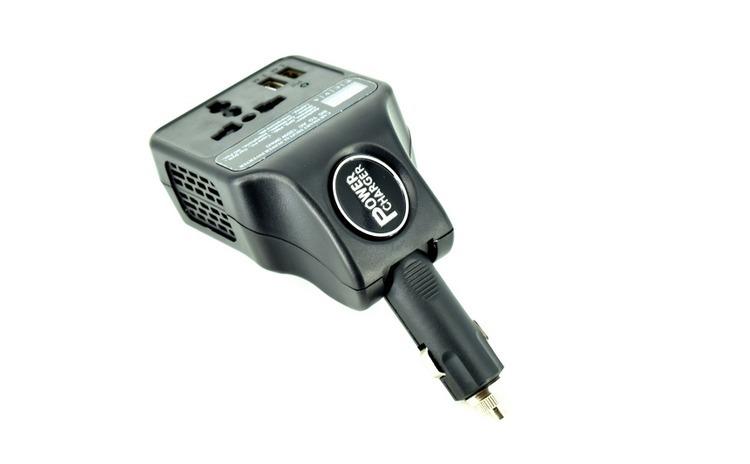 Invertor premium 120W 12V-220V  Cod: