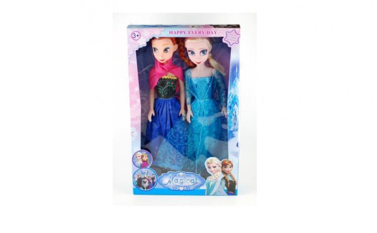 Papusa Elsa si Ana din Frozen