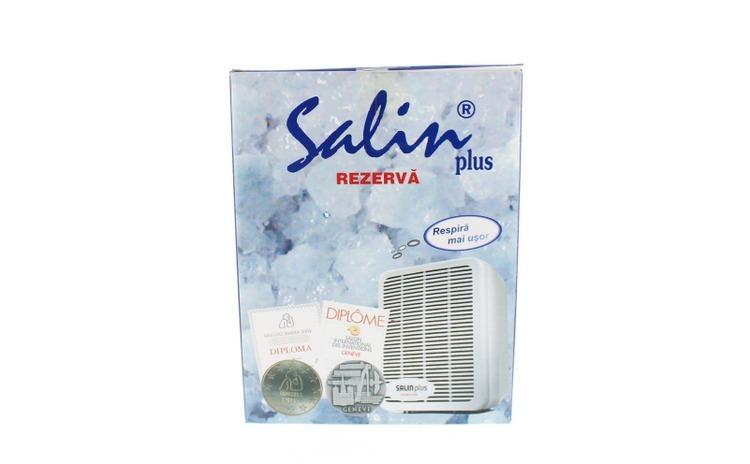 Rezerva pentru purificator de aer, Salin
