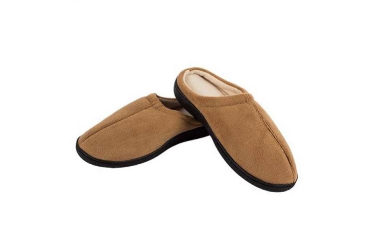Papuci pentru eelaxare cu talpa de gel