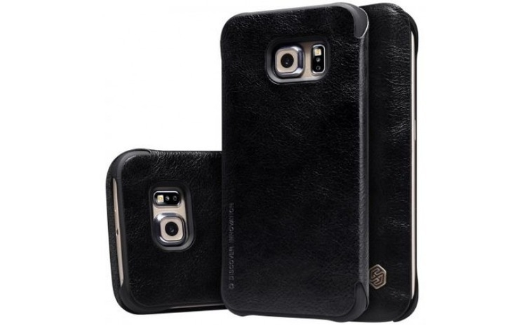 Husa Samsung Galaxy S6 Nillkin Qin Flip