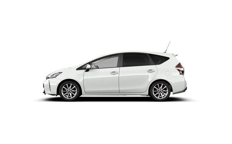 Perdele interior Toyota Auris 2016->