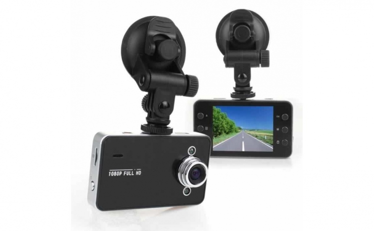 Camera auto Full Dvr