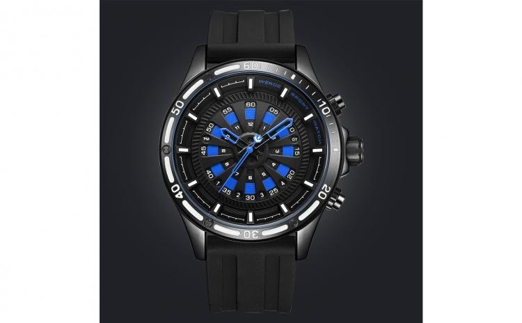 Ceas Weide WH7308B-4C albastru