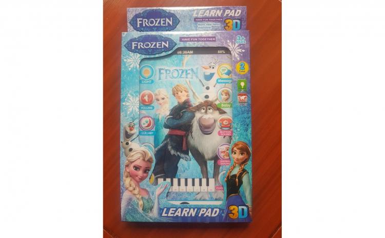 Tableta 3D Frozen