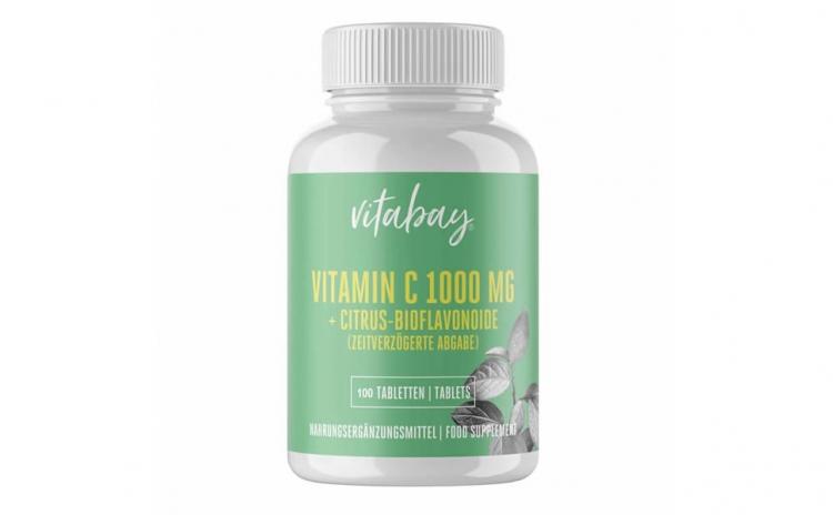 Vitamina C 1000 mg 100 Tablete