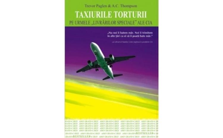 Taxiurile torturii, autor Trevor Paglen