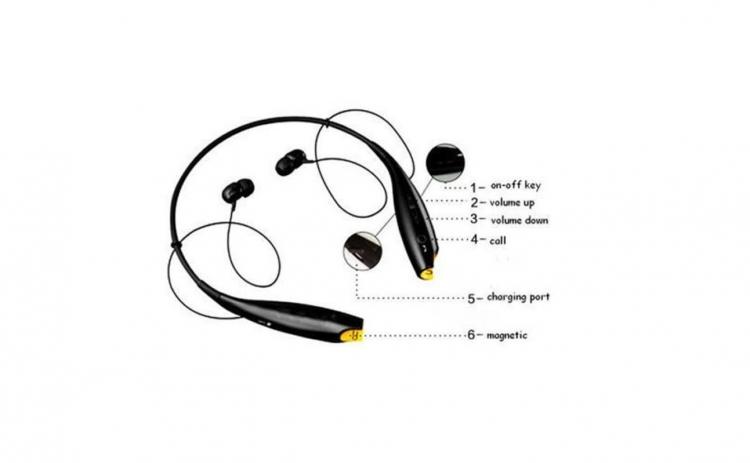 Casti wireless bluetooth 730tf