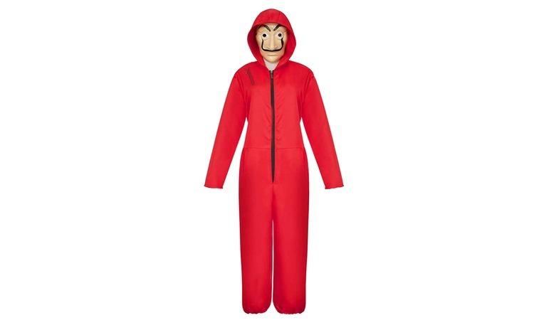 Costum pentru copii, La Casa de Papel