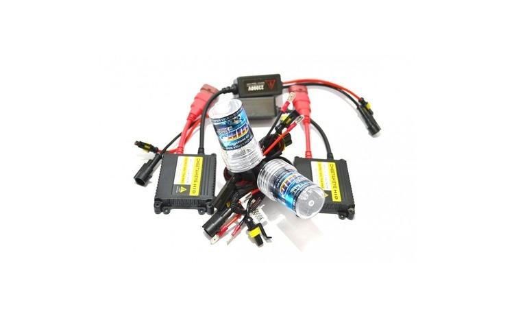 Kit Xenon aprindere rapida plug&play