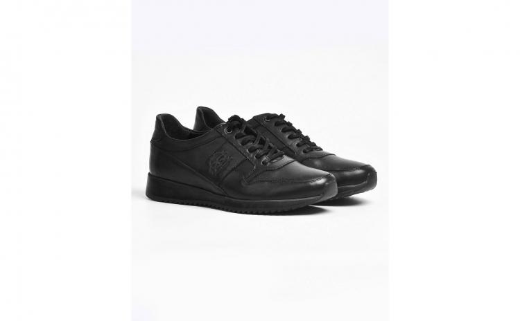 Pantofi sport casual din piele