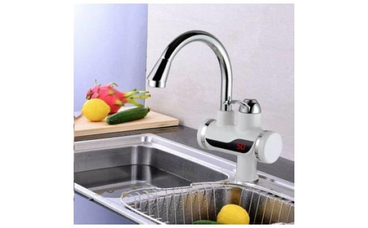 Robinet Electric pentru Incalzit Apa