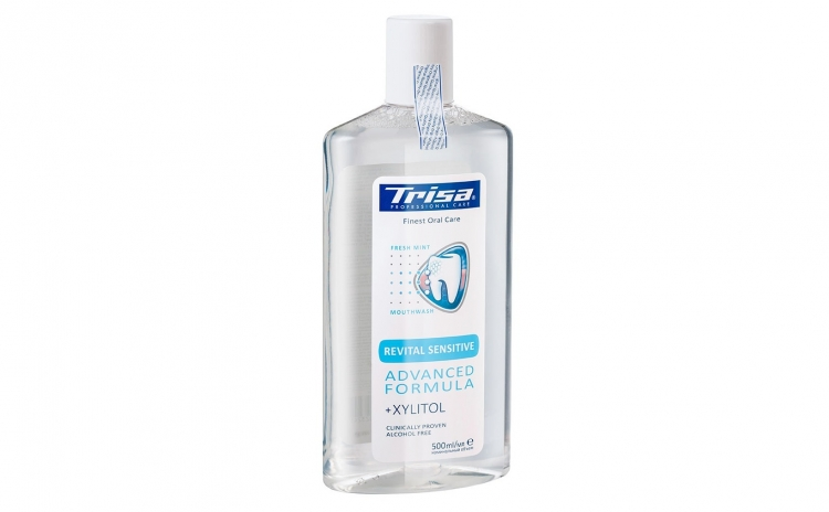 Apa de gura Trisa Revital Sensitive 904120