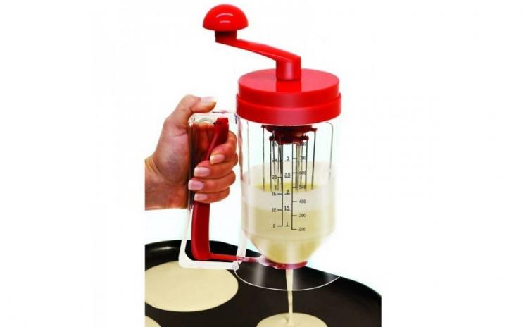 Blender Manual De Preparat Clatite Si Prajituri Pancake Machine  La Doar 49 Lei In Loc De 119 Lei