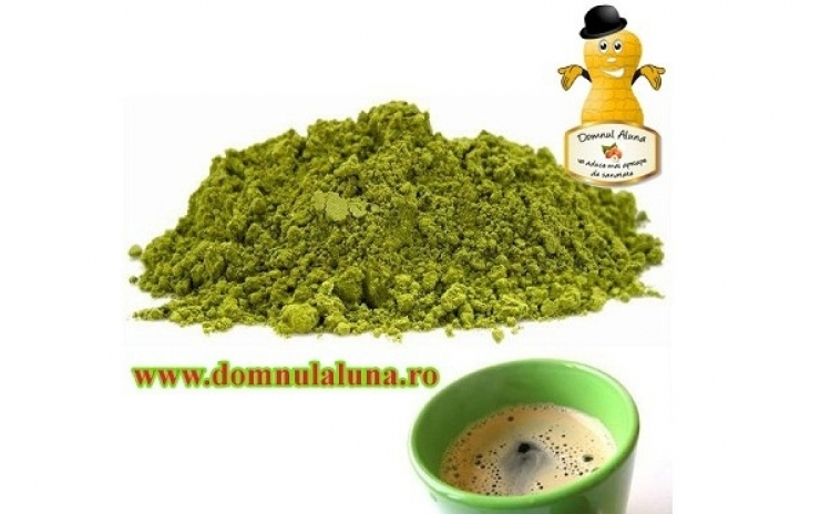 Cafea Verde macinata -1kg