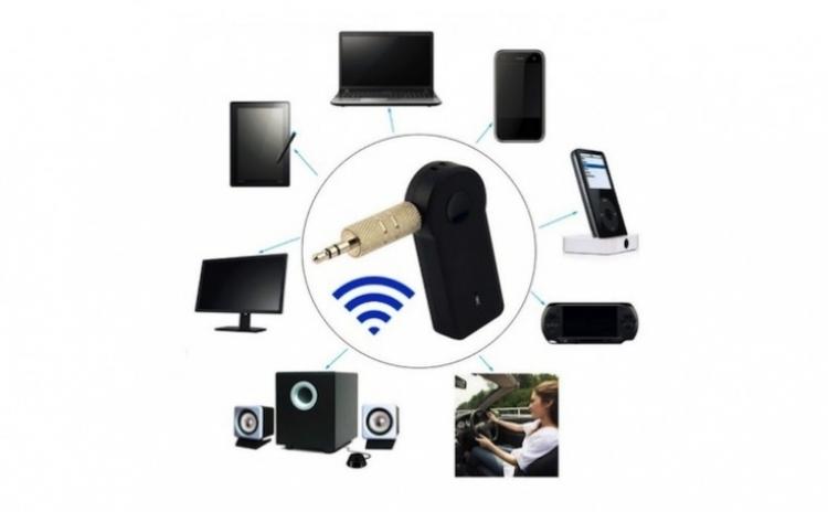Receptor audio cu Bluetooth si jack