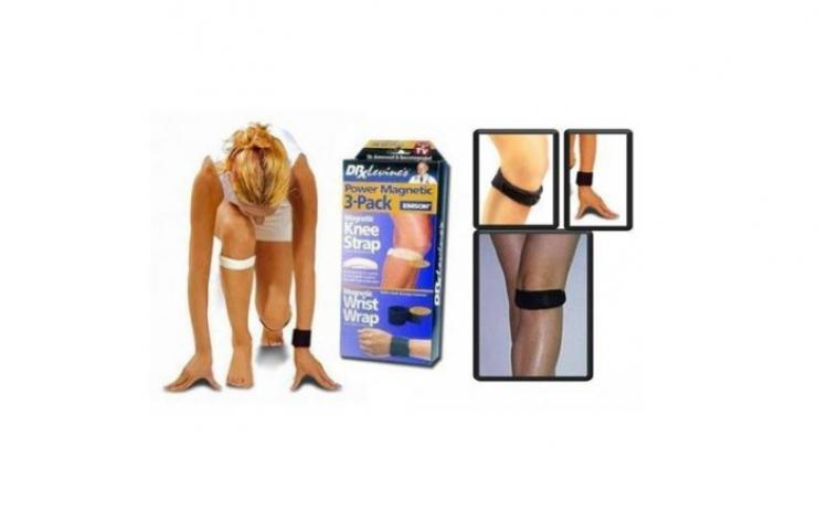 Reduceri Dureri articulare si musculare – 44 % Reducere – Pret Centura magnetica pentru genunchi/mana