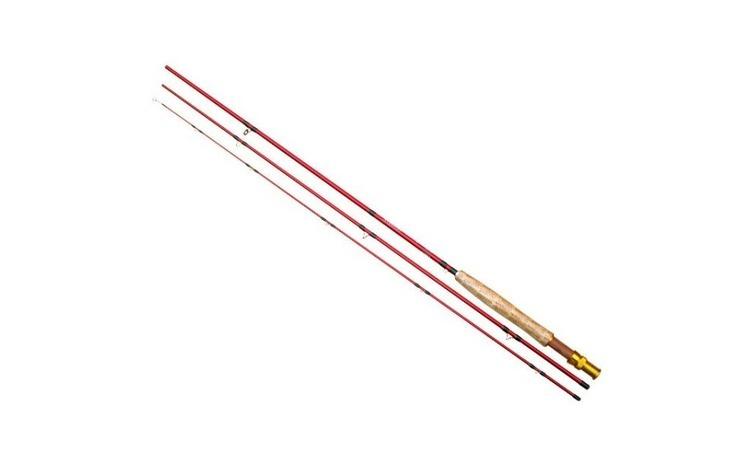 Lanseta musca fibra de carbon Baracuda
