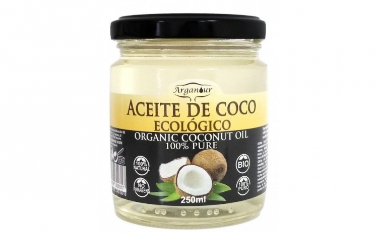 Arganour ulei Bio din nuca de cocos