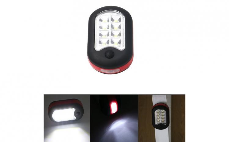 Lanterna magnetica, 27 led-uri